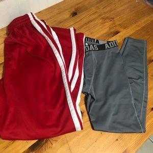 2 Small pants